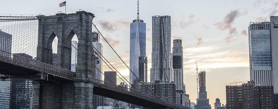 Dubbermann Leben in New York